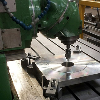 Elga-Mill-Plate-Machining