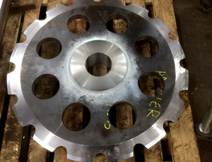wheel sprocket